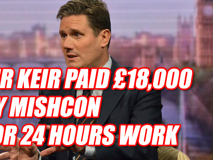 Starmer Forced to Turn Down Mishcon Second Job