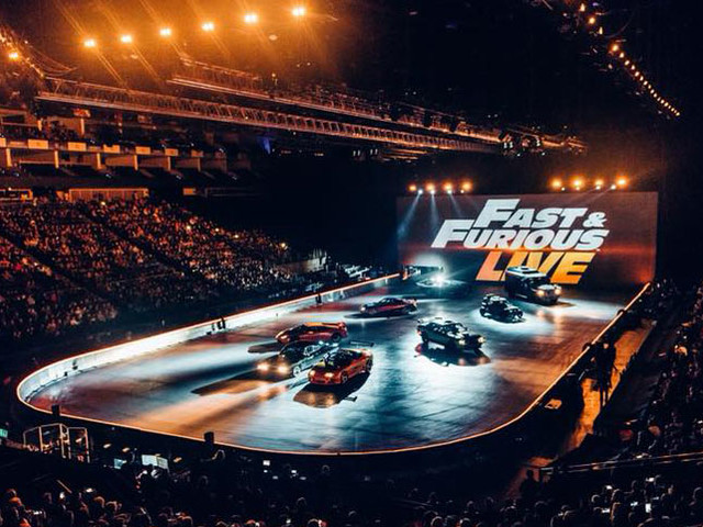 Fast & Furious Live review: lots of cars, big explosions and... a submarine