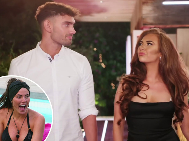 Love Island shock as two new bombshells Demi and Wallace join the villa tonight