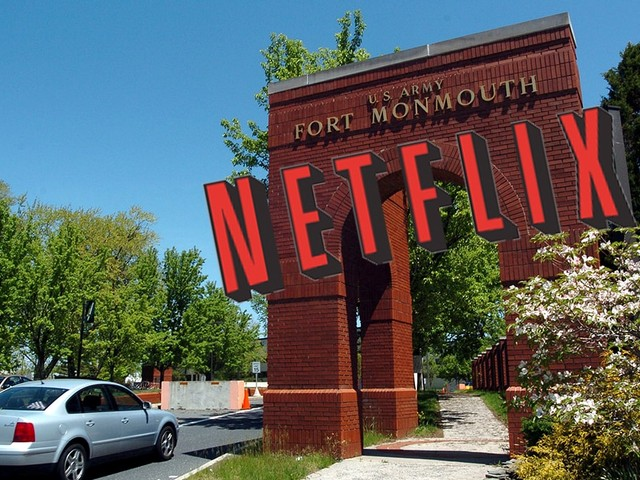 Netflix to Bid on Fort Monmouth Army Base in New Jersey for New Studio