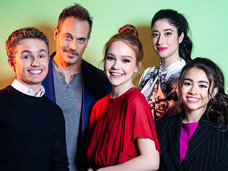 'Kim Possible' Cast Brings Iconic Show To Life In DCOM: We're 'Going To Do It Justice'