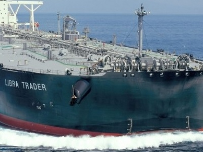 Oil Slick From Iranian Tanker Explosion Is Now The Size Of Paris