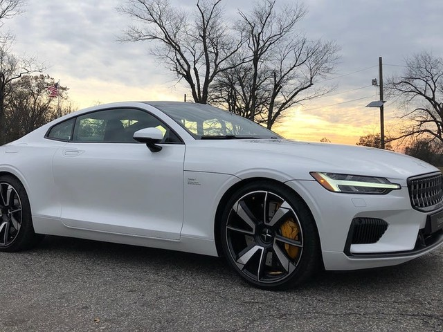 The $157,000 Polestar 1 is a spectacular insight into what Volvo's new brand can achieve. It's also the best car China has ever built