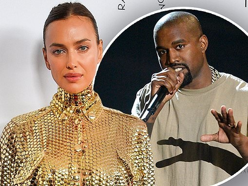 Irina Shayk dodges question about Kanye West romance weeks after their split /