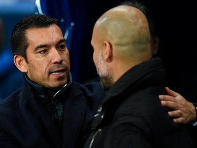 Van Bronckhorst earmarked for New York City FC role after spending time with Man City