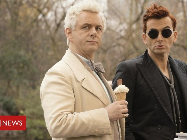 Good Omens: Christian group petition Netflix over Amazon show