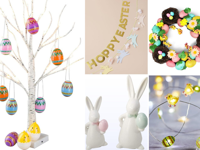 Best Easter decorations 2020: from Easter trees to Easter wreaths