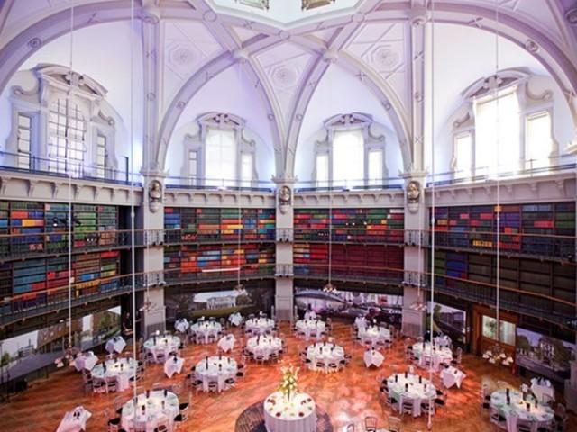 London's Quirkiest Wedding Venues
