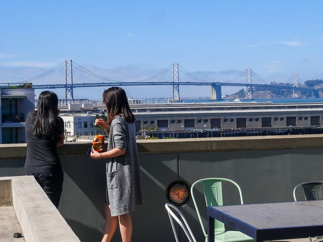 Rent in the San Francisco Bay Area plummeted in May as the tech region braces for a potential mass exodus