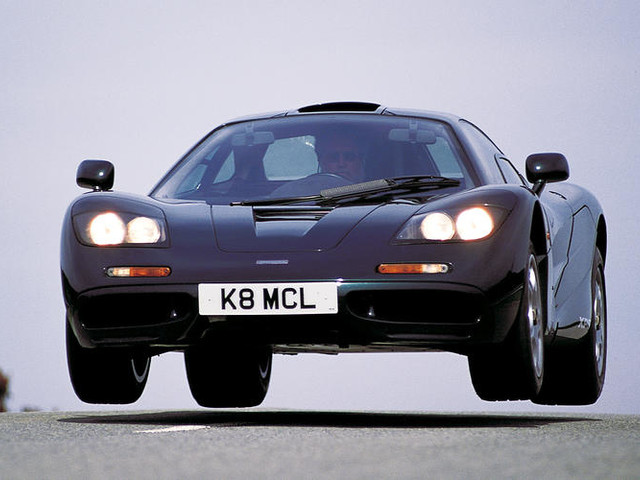 The fastest production car by decade