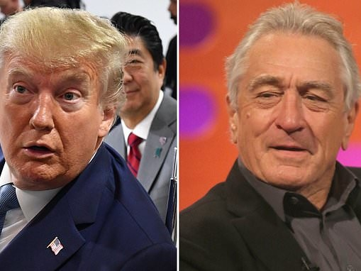 Robert De Niro: Donald Trump thinks he´s a gangster but he has no honor