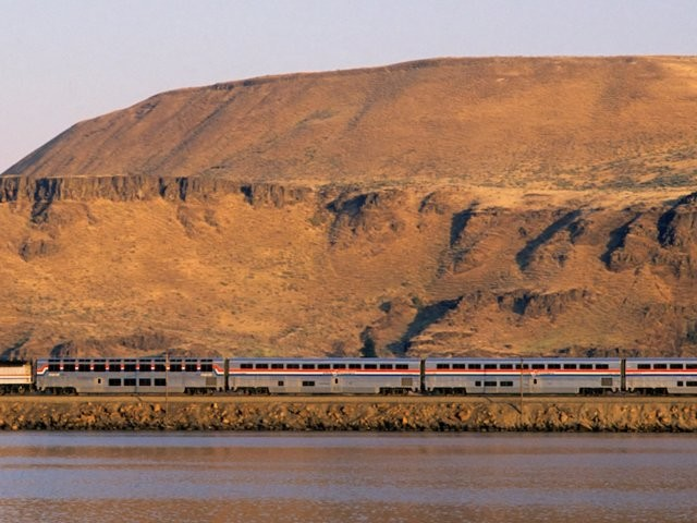 The rise and fall of Amtrak, which has been losing money since 1971