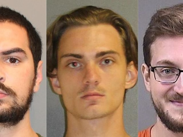 Police arrested 3 men in their 20s in Ohio, Florida, and Connecticut last week on suspicion of planning mass shootings
