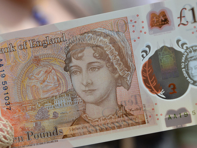 New £10 Note Featuring Jane Austen - Here's Everything You Need To Know