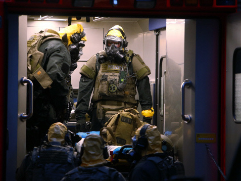 Germany arrests Tunisian man over 'toxic substances'