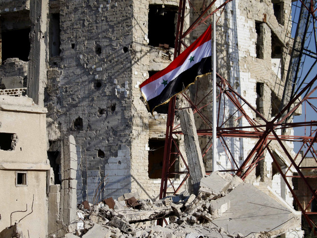 What next for Syria?