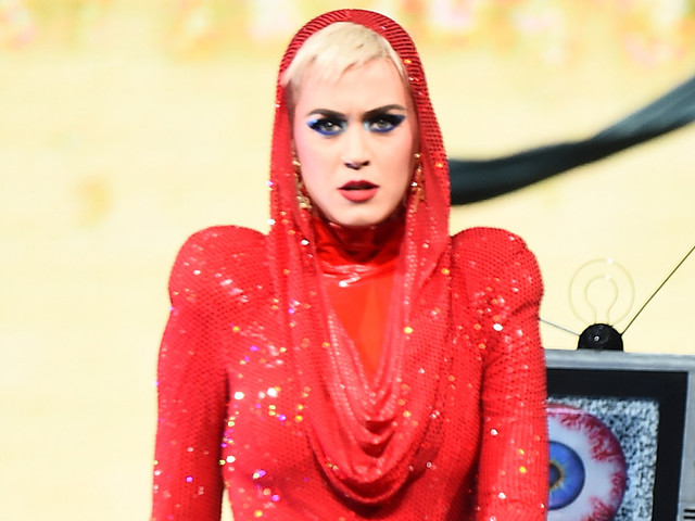 Katy Perry Calls For 'Some Freakin' Peace' Following Las Vegas Shooting