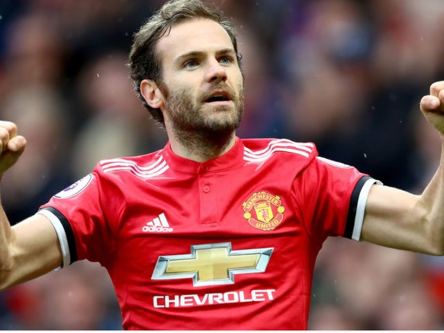 Valencia interested in Juan Mata reunion