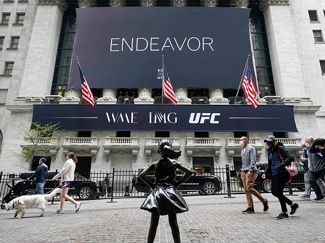 Endeavor Defied the Odds by Going Public. Now, It Faces Growing Pains