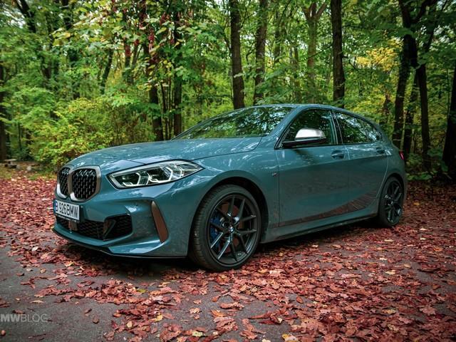 Video: BMW M135i xDrive 0-200 km/h acceleration test