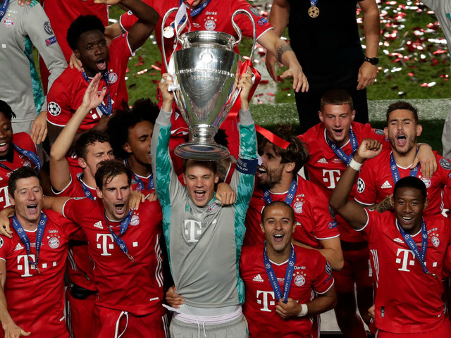 Champions League final reaction: trophy 'King' Coman, PSG's missed chance and Neymar's tears