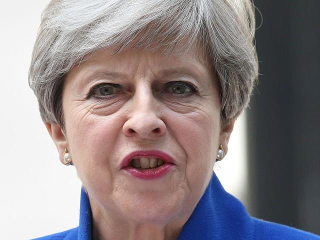 George Osborne: 'Theresa May Is A Dead Woman Walking'; Standard Editor Sticks Knife In