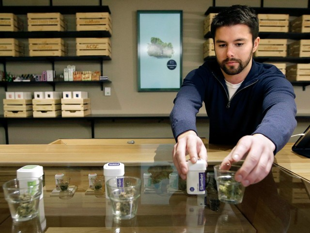 Canadian marijuana companies are lobbying a stock exchange to allow them to invest in the lucrative US market and it could be transformative for the $75 billion industry