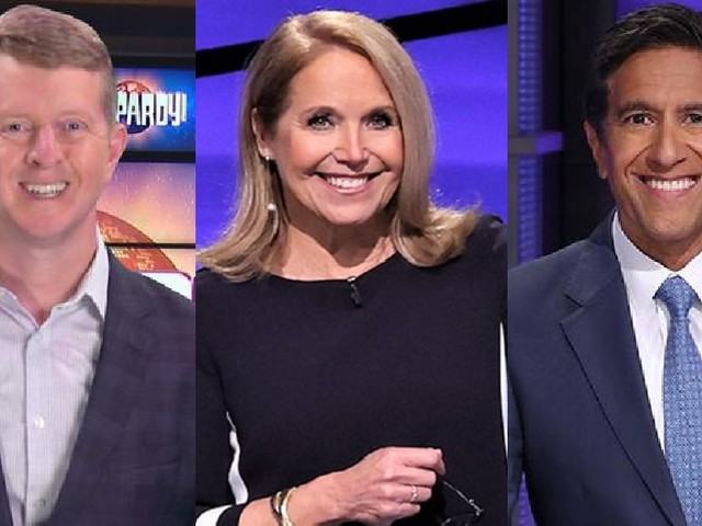 'Jeopardy!' Guest Hosts Ranked by Ratings: From Ken Jennings to Sanjay Gupta (Photos)