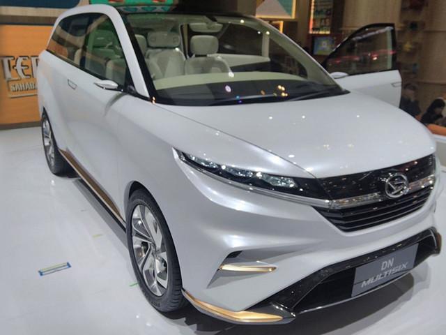 Daihatsu DN Multisix concept revealed at GIIAS 2017