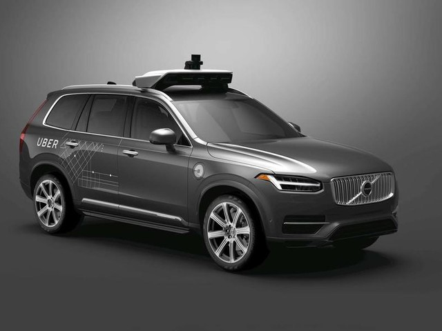 24,000 self-driving Volvo XC90s to be supplied to Uber