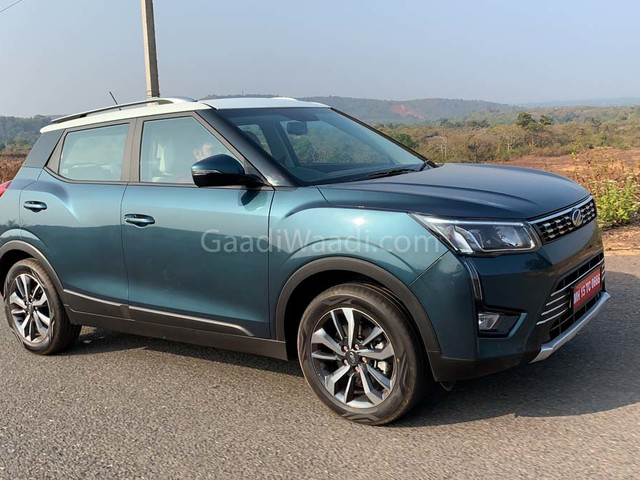 Mahindra XUV 300 Prices Reduced By Up To Rs. 1 Lakh – Details