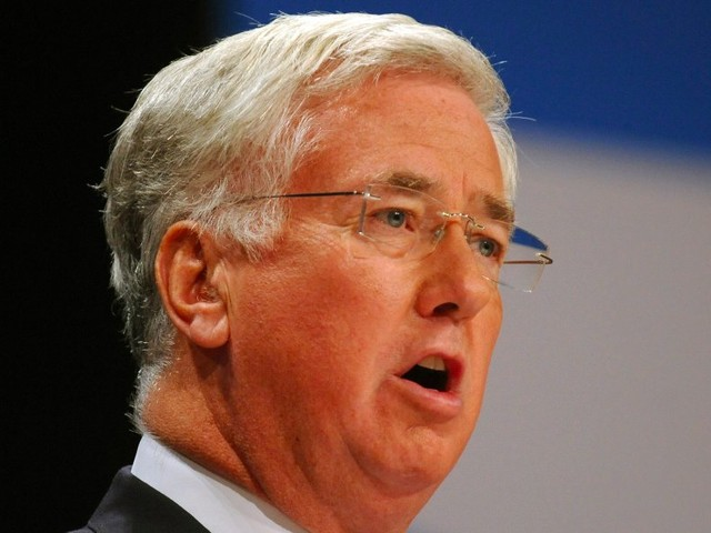 Defence Secretary Fallon: Britain will not be joining airstrikes in Syria