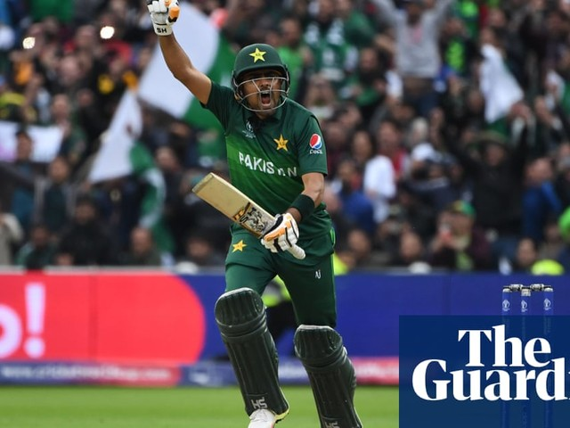 Pakistan beat New Zealand to increase World Cup pressure on England