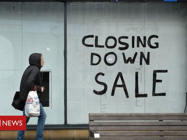Nine business closures a month 'must spark town centre rethink'