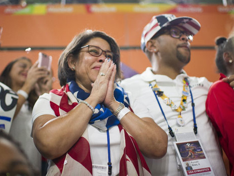 Simon Biles' Parents: Everything To Know about Her Proud Mom & Dad