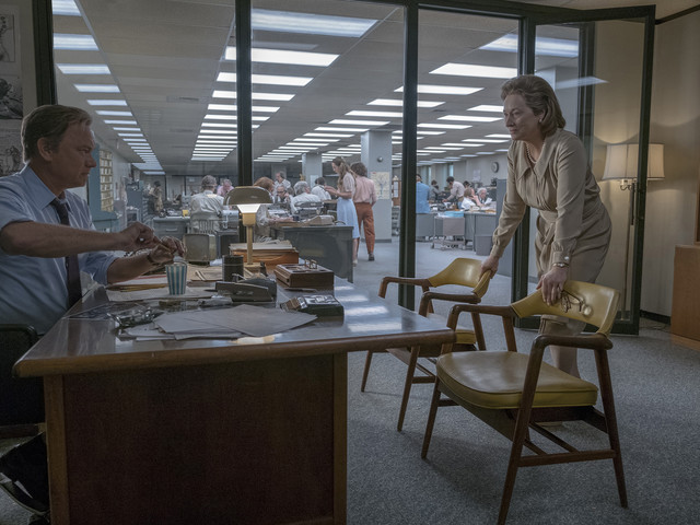 'The Post' Review: Steven Spielberg Spins a Stirring Op-Ed on Journalism and Feminism