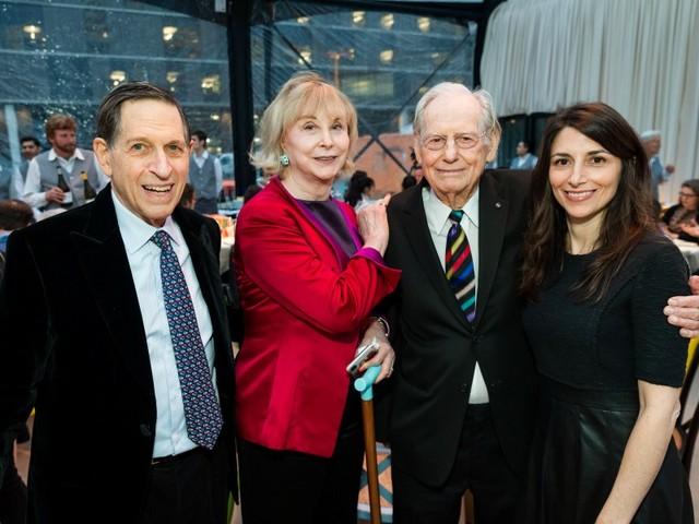 See Inside CCA's Gala Honoring Wayne Thiebaud