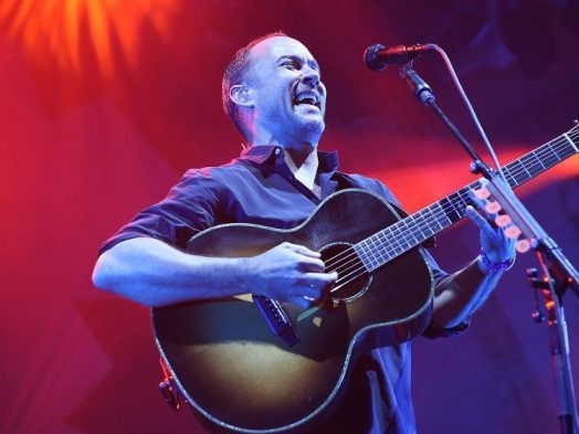 Dave Matthews BandAnnounces Summer Tour Dates