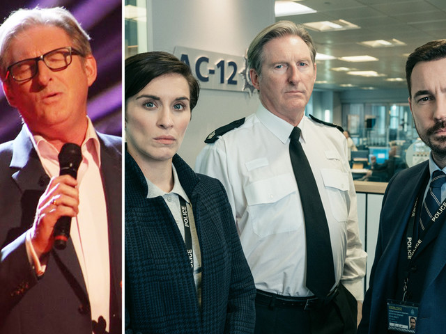 Line of Duty's Adrian Dunbar to enter the studio and record his first album