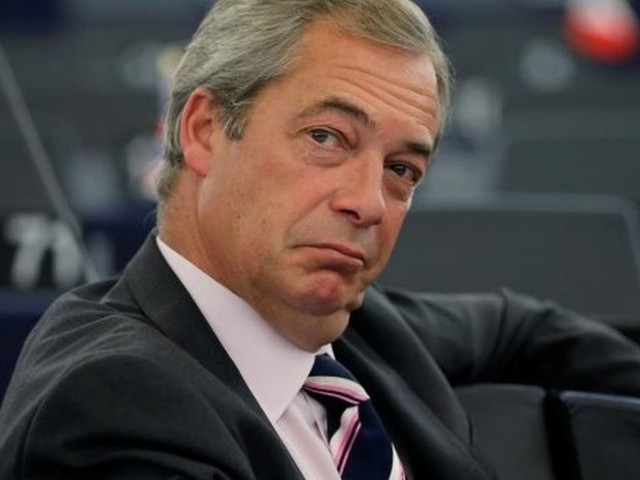 Nigel Farage withdraws claim against Hope Not Hate