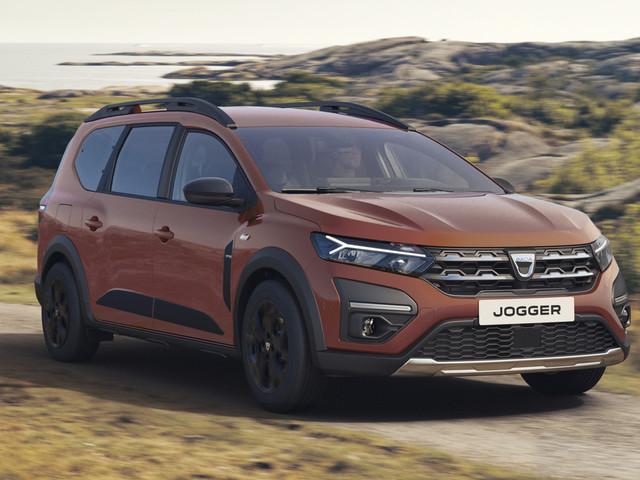 New 2022 Dacia Jogger brings seven seats and hybrid option