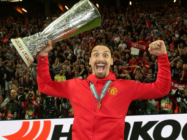 Reports: Man Utd To Release Zlatan Ibrahimovic When His Contract Expires Next Month