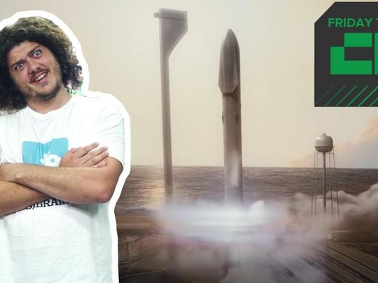 Crunch Report | SpaceX Falcon Heavy launch Planned for November