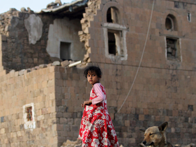 The UK Must Ends Its Complicity In Fuelling War In Yemen