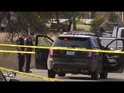 California Rampage Began With Wife's Murder 'Concealed Under The Floorboards'