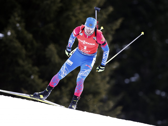 Italian police raid Loginov and coach on suspicion of doping at Biathlon World Championships