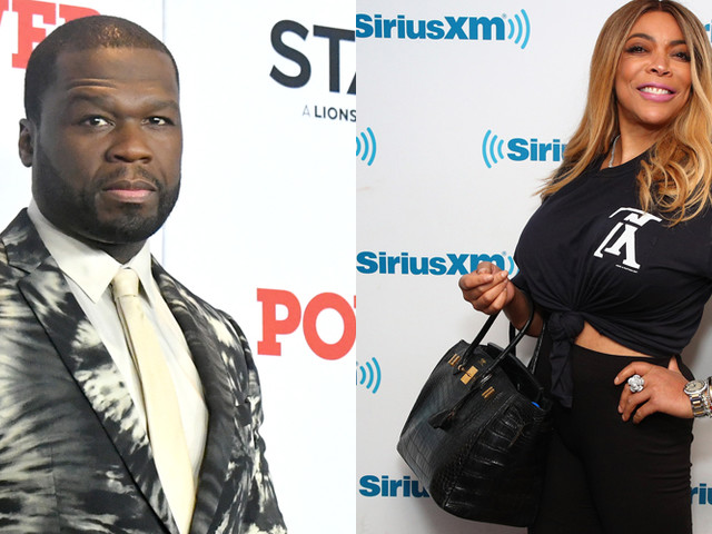 50 Cent Attacks Wendy Williams on Instagram: 'Ugly Motherf--ker'