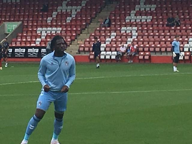 Cheltenham Town vs Coventry City Live blog