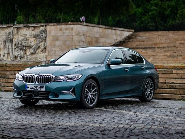 BMW 330e wins Britain's Best Company Car award