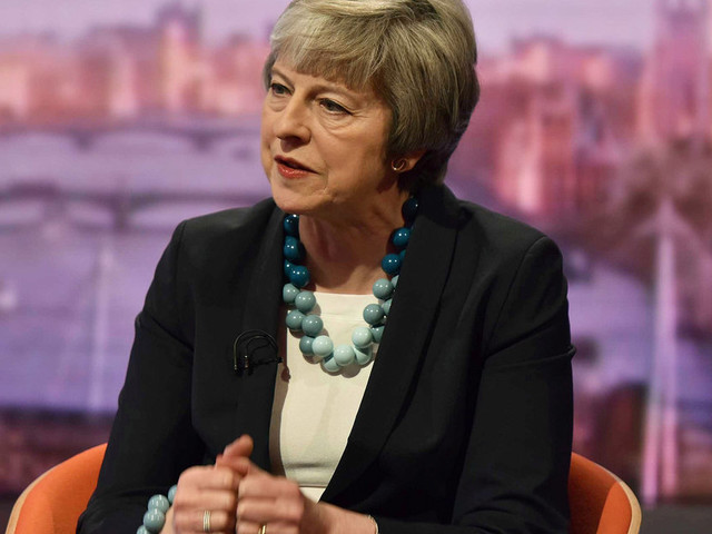 Theresa May Defends Universal Credit Overhaul After Vote Scrapped